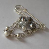Morecambe, Pam Bradley, Pumjum, Jewellery, vintage, handmade, cumbria, retro, costume jewellery, The Jewllery parlour, lancashire, kilt pin, charm, brooch, silver