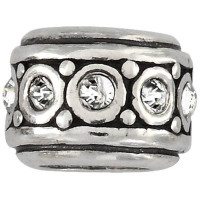 Silpada Bling Spacer Charm, Morecambe, Pam Bradley, Pumjum, Jewellery, vintage, handmade, cumbria, retro, costume jewellery, The Jewllery parlour, lancashire, silpada, bling spacer, charm
