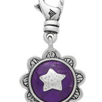 Silpada Shield of Beauty Charm, Morecambe, Pam Bradley, Pumjum, Jewellery, vintage, handmade, cumbria, retro, costume jewellery, The Jewllery parlour, lancashire, charm, silpada, shield of beauty
