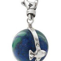 Silpada World Travels Charm, Morecambe, Pam Bradley, Pumjum, Jewellery, vintage, handmade, cumbria, retro, costume jewellery, The Jewllery parlour, lancashire, charm, silpada, world travels