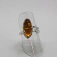 Amber ring, Morecambe, Pam Bradley, Pumjum, Jewellery, vintage, handmade, cumbria, retro, costume jewellery, The Jewllery parlour, lancashire, amber, sterling silver, insect, handmade, ring