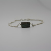 Labradorite sterling silver bracelet, Morecambe, Lancashire,cumbria, The Jewellery Parlour, necklace,