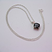 rhodolite garnet necklace, silver, pam bradley, morecambe, lancashire, cumbria, the jewellery parlour, pumjum, necklace