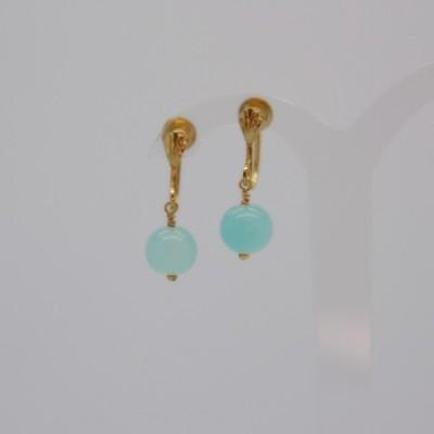 little princess beautiful blue,screw-back,screwback,earrings,the jewellery parlour,pam bradley,morecambe,lancashire,cumbria